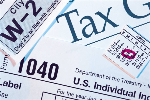 2021 Federal Income Tax Due Date Extended