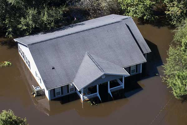 Claiming a Casualty Loss Due to Flood Damage